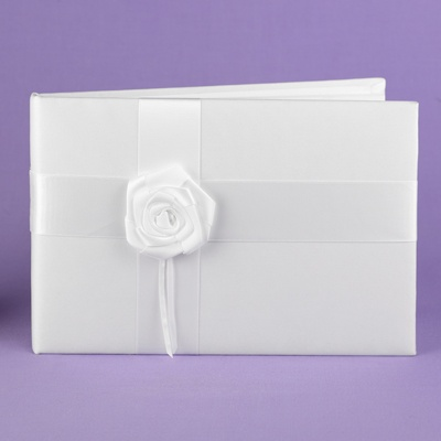Sweet Rose Guest Book