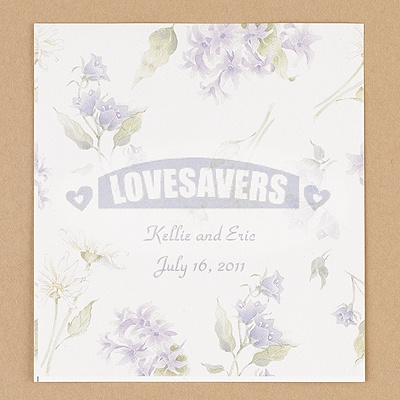 Floral Lovesaver Wrappers