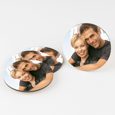 Picture-Perfect - Round Coaster Set