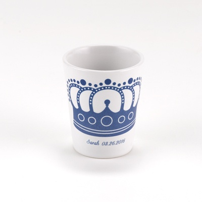 Queen's Crown Shot Glass