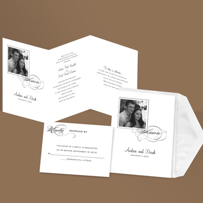 Amore - Photo Invitation