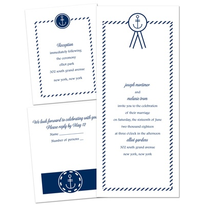 Anchor Accents - Separate and Send Invitation