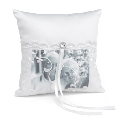Memorial Ring Pillow