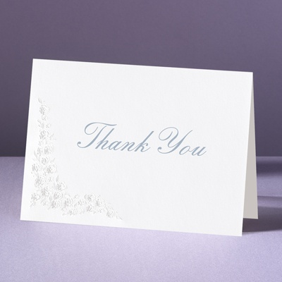 Hearts Aglow - Thank You Card and Envelope
