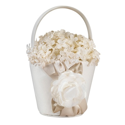 Sophisticated Floral Basket