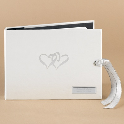 Swish Heart Guest Book
