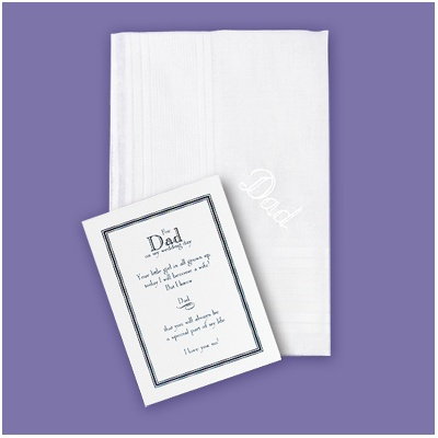 Dad Handkerchief With Card