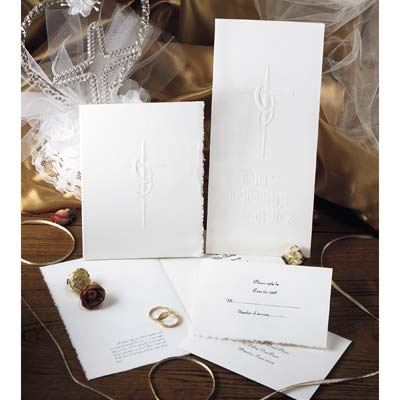 Symbols of Marriage - Invitation